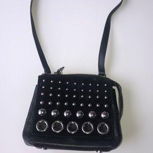 Womens authentic alexander wang black bag